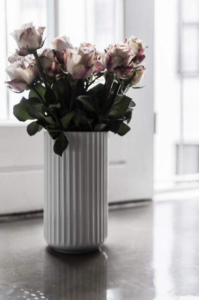 Lyngby vase from Lyngby Porcelæn