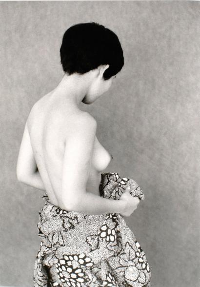 Edouard Boubat (1923-1999) Nu. Paris, 1974