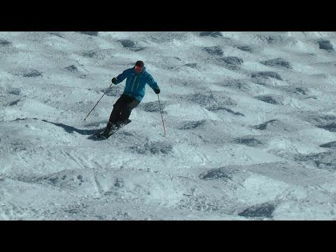 Ski Technique Videos - Improve Your Skiing simple instruction
