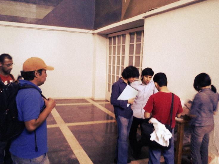 Foto No.6 #PizzaHub 01 (28/04/2012) en Facultad de Ingeniería, UNAM