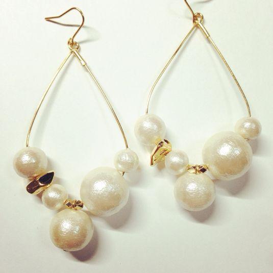 *OPEN SALE* Cotton Pearl foop