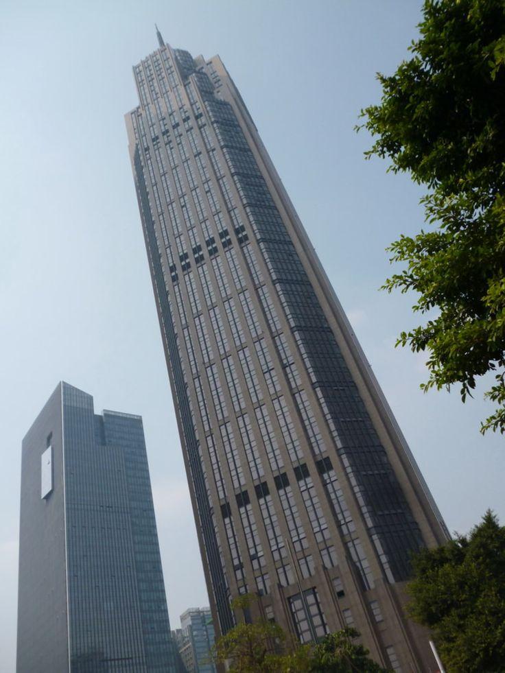 29. The Pinnacle in Guangzhou, China 1181 ft