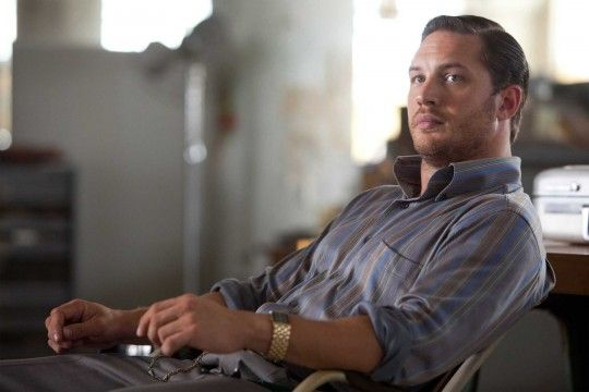 oh hey tom hardy.