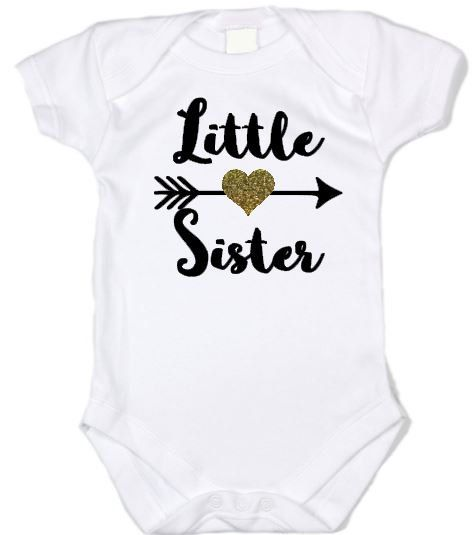 Big Sister Little Sister Matching shirts// by TMCreativeCreations