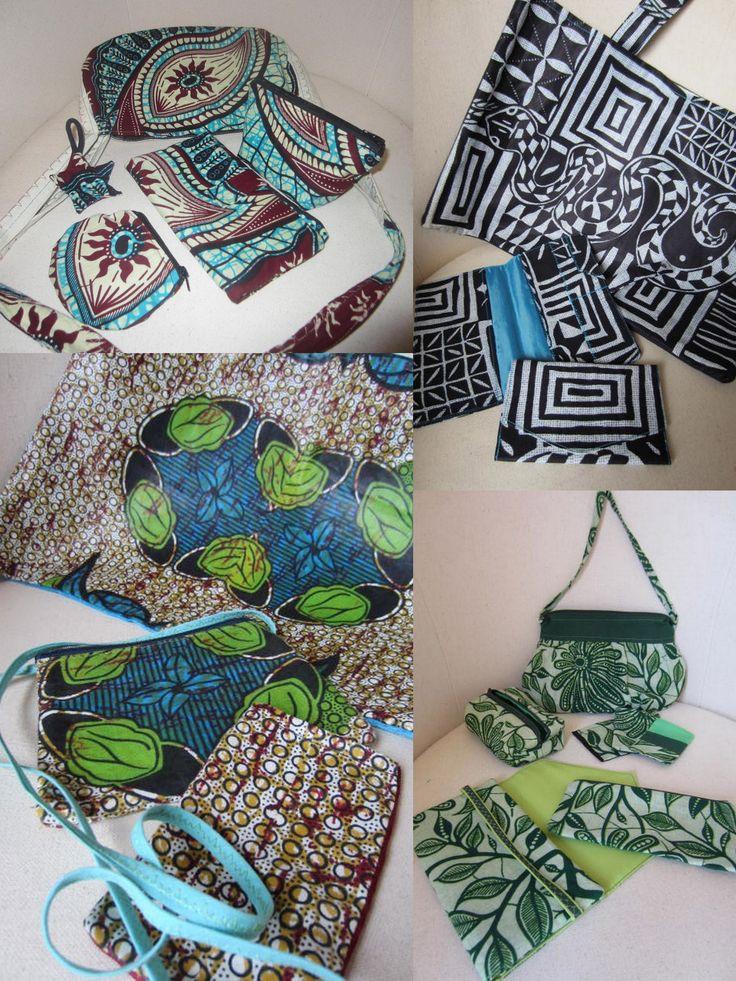 86 les meilleures images concernant c wax sac tissu wax africain sur pinterest minis. Black Bedroom Furniture Sets. Home Design Ideas