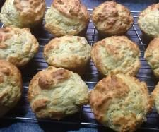 Avocado, bacon and cheese muffins | Official Thermomix Recipe Community