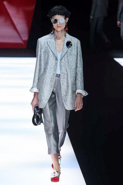 Giorgio Armani Spring/Summer 2018 Ready To Wear | British Vogue