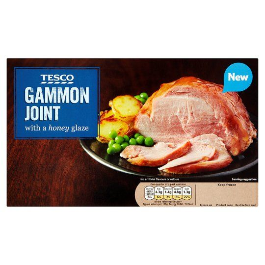 Tesco Gammon Joint With Honey 550G - Groceries - Tesco Groceries