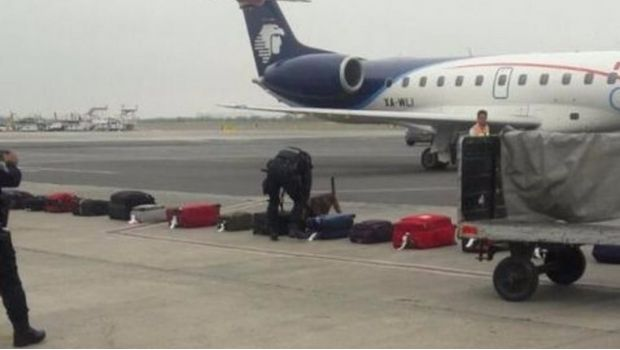 PF atiende supuesta amenaza de bomba en Aeropuerto de Monterrey - http://www.esnoticiaveracruz.com/pf-atiende-supuesta-amenaza-de-bomba-en-aeropuerto-de-monterrey/
