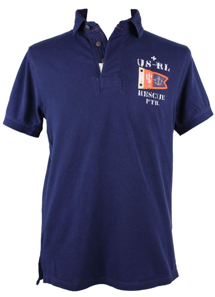NWT Polo Ralph Lauren Mens Shirt Size S M L XL XXL Custom Fit Rugby Mesh NEW #PoloRalphLauren #PoloRugby #shirt