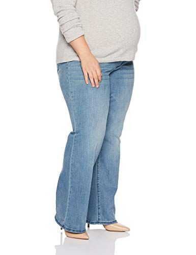 035c3b8b210 Beautiful Motherhood Maternity Motherhood Maternity Women s Maternity Tall  Super Stretch Secret Fit Belly Boot Cut Denim Jean Women s Fashion Clothing  ...