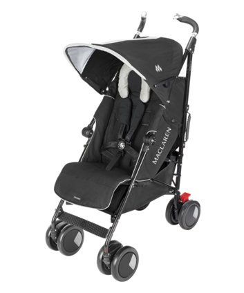 Maclaren Techno XT Stroller 2013 Model - Black - buggies & strollers - Mothercare