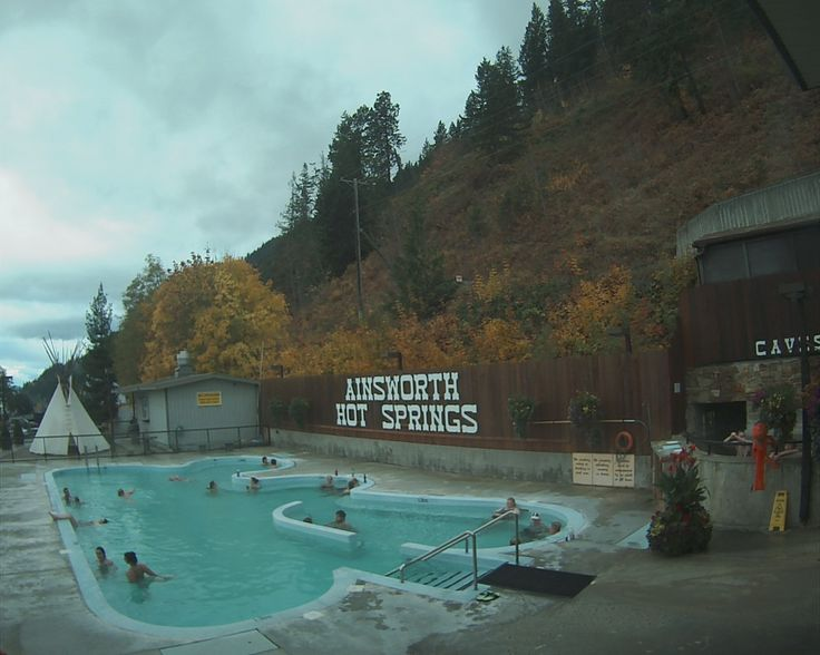 Webcam | Ainsworth Hotsprings Resort