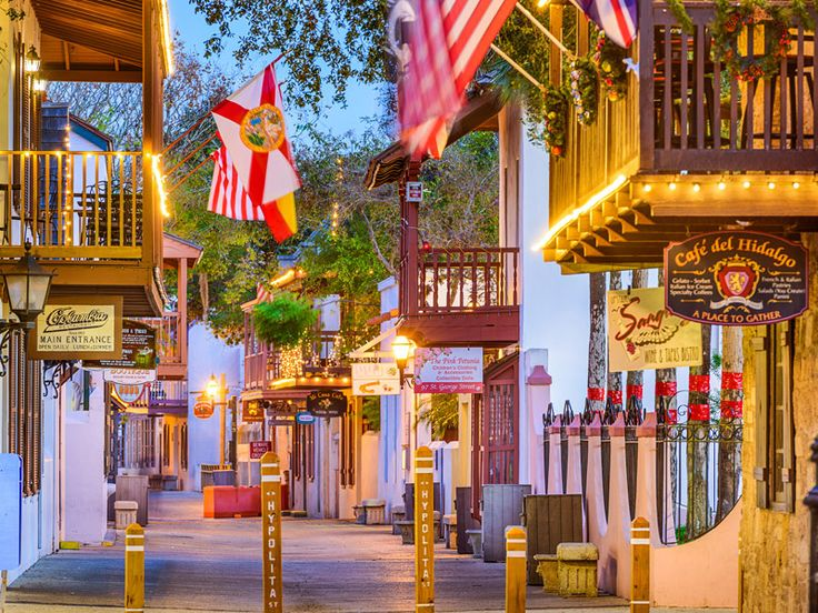 Things to Do in St. Augustine, Florida. The Nation's Most Historic City.