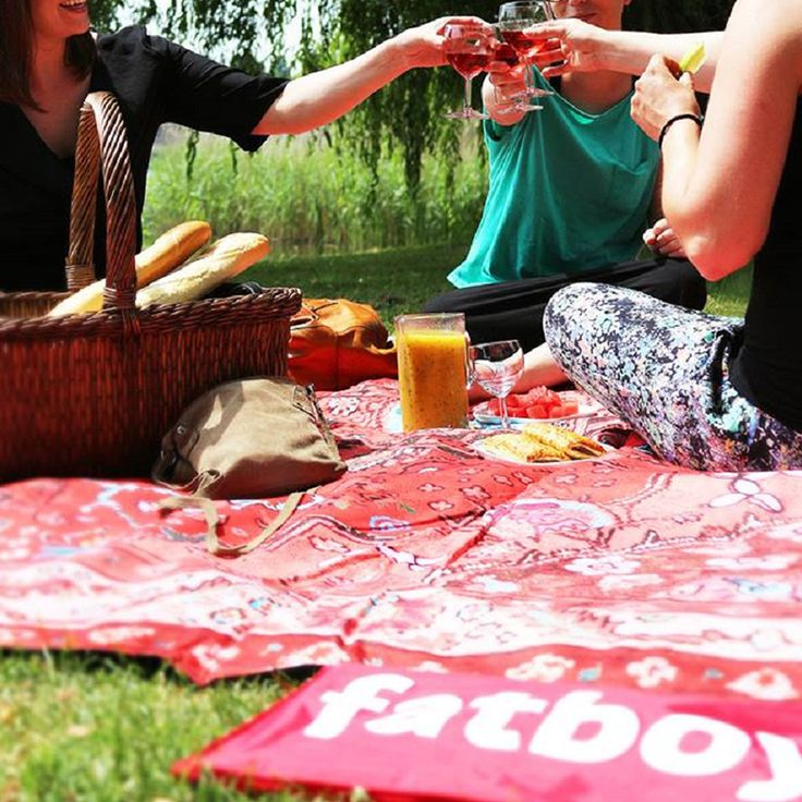 Picniclounge  Fatboy   Https://www.livingdesign.be/nl/ · LoungeGadgets