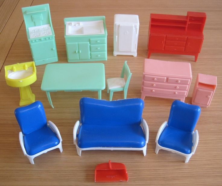tootsie toy dolls house furniture - Google Search