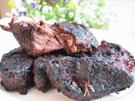 Finger-Lickin' Country Style Boneless Beef (Or Pork) Ribs