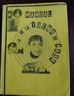 Paraíso del Libro Usado: Manual De La Dueña De Casa