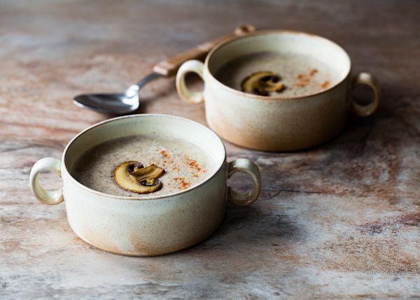 mushroom and cream cheese soup recipe
