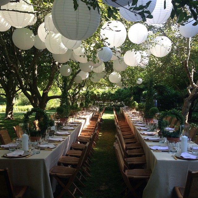 Sphere lighting makes a dinner memorable. At outdoorledco.com we have LED rechargeable spheres in 3 sizes to elevate your special event to more special!