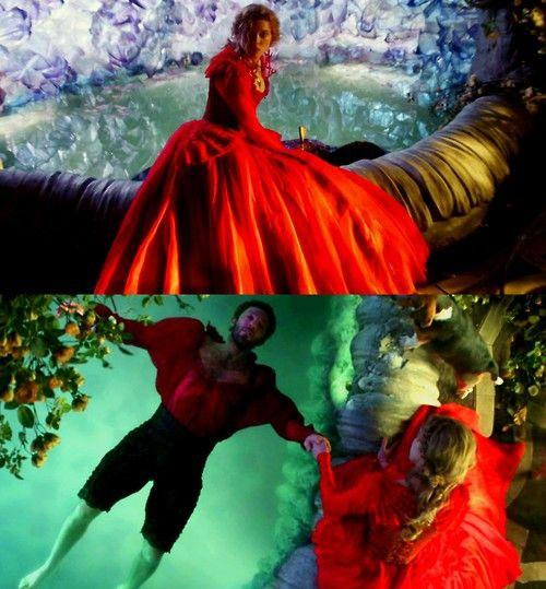 Léa Seydoux-Vincent Cassel, La Belle et le Bete (2014) #beautyandthebeast: