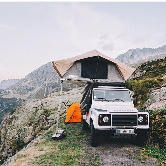 With Front Runner's World-class gear, you can create more-than-once in a lifetime experiences. Photo: @alexstrohl