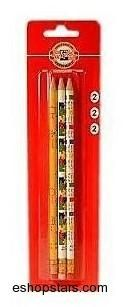 Ceruzka grafitová KOH-I-NOOR 3ks