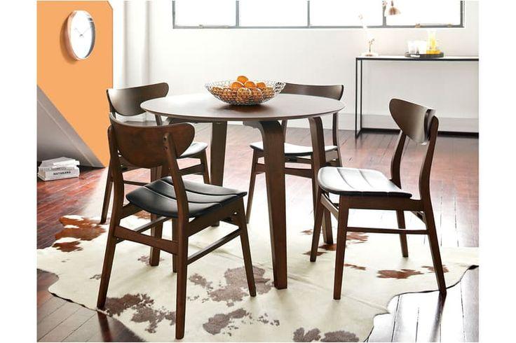 Brady 5 Piece Dining Suite by Nero Furniture