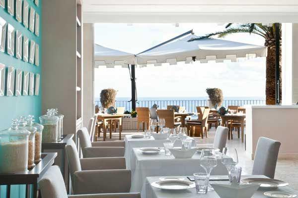Cucina koshèr al ristorante Terrazza del Capri Tiberio Palace recensita su viviconstile.it