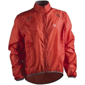 This packable Bontrager jacket is the greatest accessory you can give the cyclist who has everything in your life. It's the perfect shell that blocks the wind when you first hop on the bike, and then easily packs away once you're warmed up. Available in 3 excellent hi-vis colors!