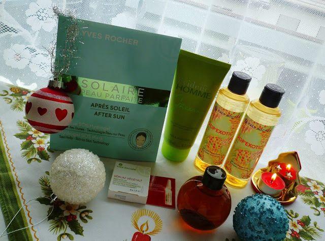 German Beauty Blog / Германский бьюти-блог: Unboxing: заказ с рождественской онлайн-распродажи...
