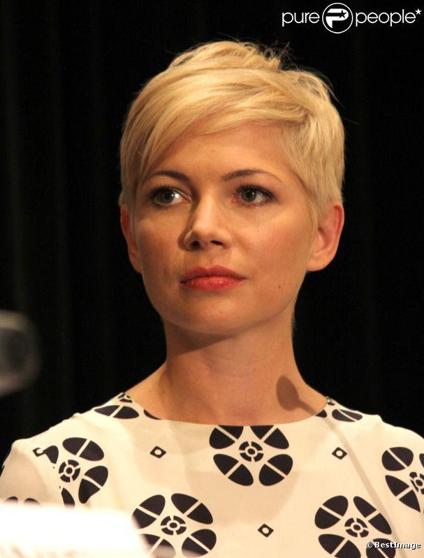Michelle Williams assiste au Comic-Con et répond aux questions de la presse lors de la conférence de presse du film Le Monde fantastique d'...