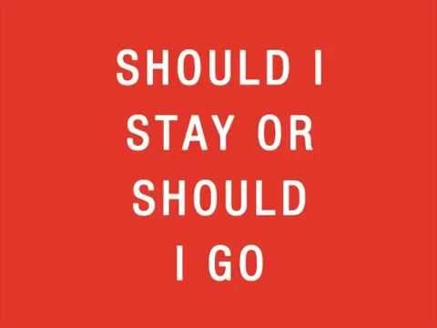 Sounds of the 80s - Should I Stay Or Should I Go