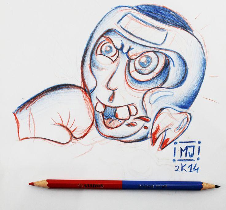#pugile #boxer #box #cartoon #sketch #sketchcartoon #flash #drawing #illustrationi #disegni #arte #flashtattoo #illustrationitattuaggi #tattoo #tatuaggi #mrjacktattoo