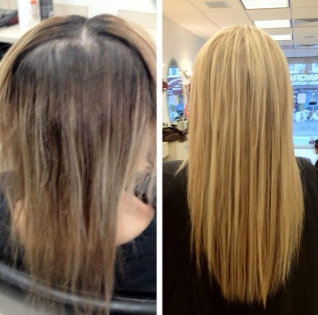 Color Correction And Hair Extensions  Hair Extensions  Pinterest  Hair Co