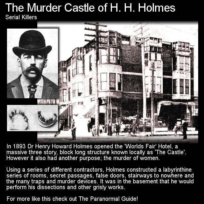 Serial Killer Hotel Secret Rooms