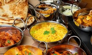 Groupon - All-You-Can-Eat Indian Buffet for Two or Four at Riverside Lounge (Up to 59% Off) in London. Groupon deal price: £13.95