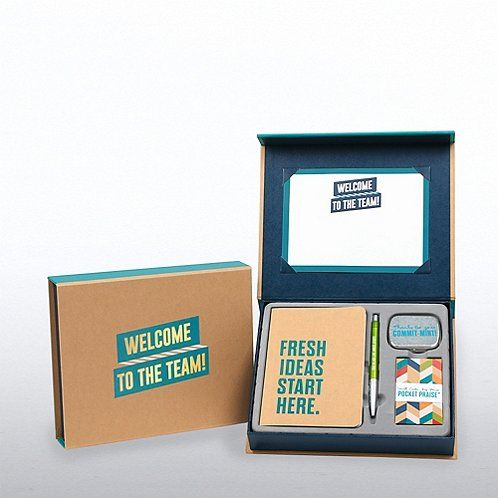 Welcome to the Team - Awesome Kit