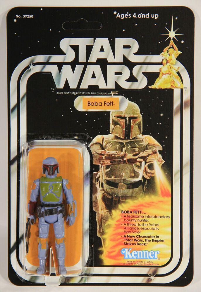 GEORGE LUCAS Custom Carded Minifigure Display Mini-Figure Star Wars Director