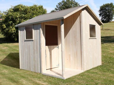 Cabane Enfant Lisa   3,60 M²   1,85 X 1 ,95 M