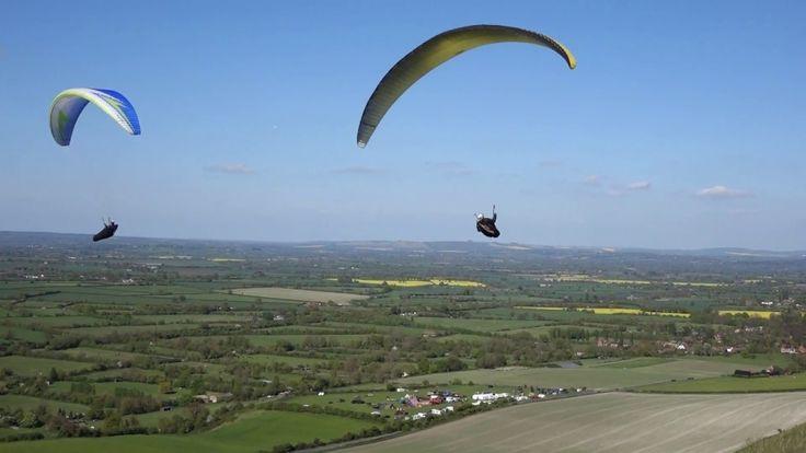 Westbury White Horse Paragliders