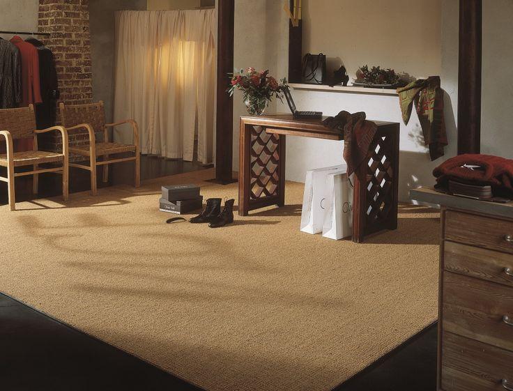 Cocos Bouclé is naast kamerbreed ook als karpet leverbaar voor een natuurlijke en karakteristieke sfeer! http://cunera.nl/boucle_kamerbreed_nl.html