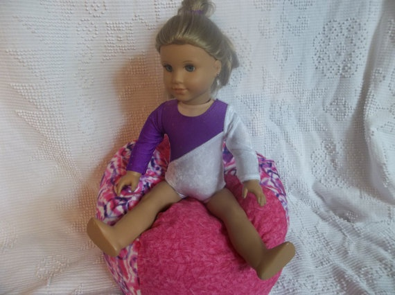 DIY AG Doll Bean Bag Chair