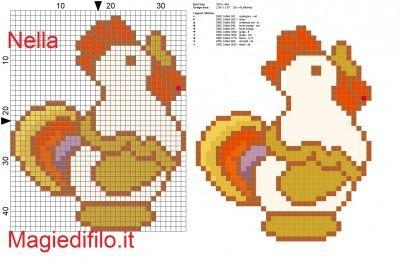 Thun schema punto croce il gallo.jpg (409.52 KiB) Osservato 1045 volte