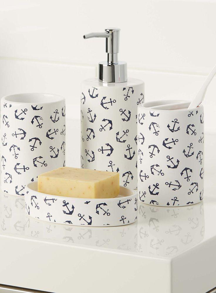 17 Best Ideas About Anchor Home Decor On Pinterest Nautical Bathrooms Boys
