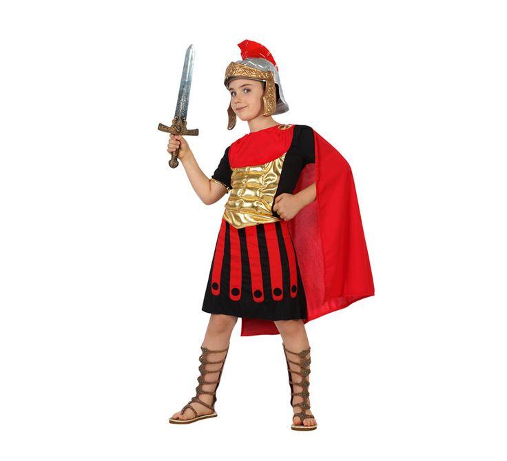 #Disfraz de #Guerrero #Romano para #niños Más