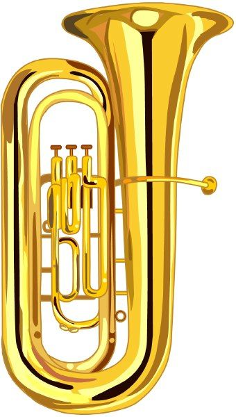 Tuba clip art
