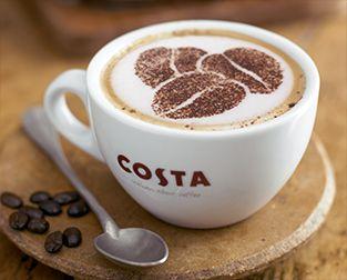 Our Coffee Range - Costa Coffee