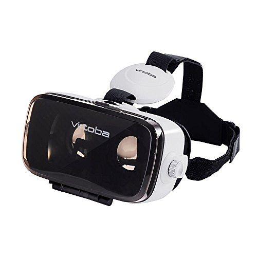 Virtoba X5 Elite Google Cardboard con Auricular 3D Gafas Realidad Virtual para 4.0~6.0 - https://realidadvirtual360vr.com/producto/virtoba-x5-elite-google-cardboard-con-auricular-3d-gafas-realidad-virtual-para-4-0-6-0-inches-ios-android-moviles-negro/ #RealidadVirtual #VirtualReaity #VR #360 #RealidadVirtualInmersiva