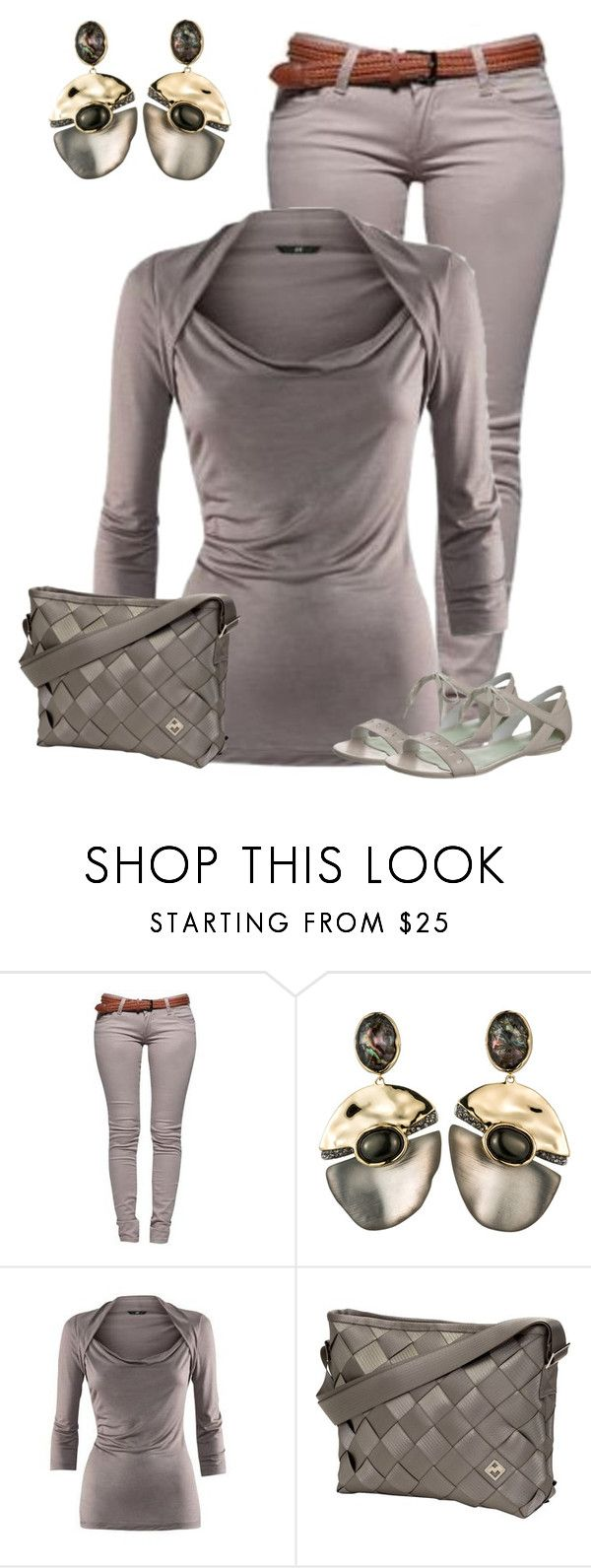 """""""Untitled #285"""" by glinwen ❤ liked on Polyvore featuring Lara, Alexis Bittar and Camper"""